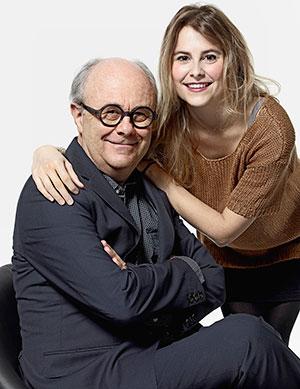 Jean-Pierre Pont et Prune Pont-Benoit
