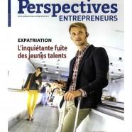 Perspectives entrepreneurs – L'inquiétante fuite des jeunes talents ?