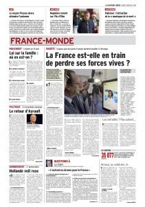 Exil Le Dauphiné libéré